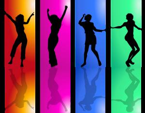 פעילות יום הולדת ריקודים לבנות