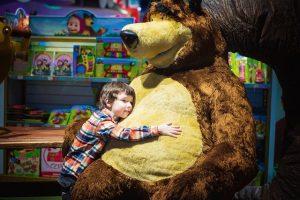 הזמנת דובי ענק