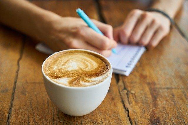 הקפה שאתם שותים