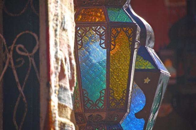 שוק מרוקאי לחינה