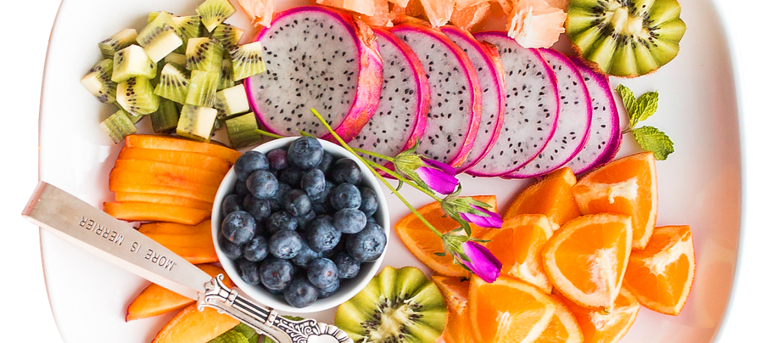 מגשי סושי פירות