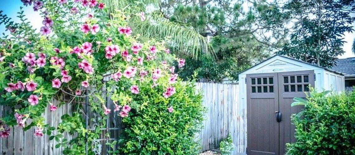 מחסני מתכת לגינה