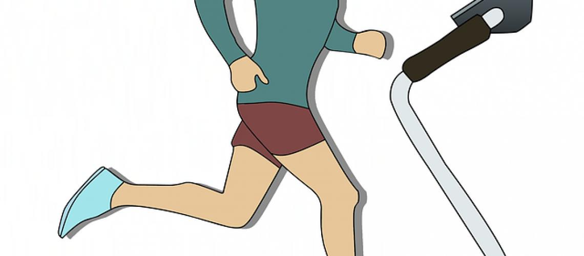 מסלול ריצה מתקפל